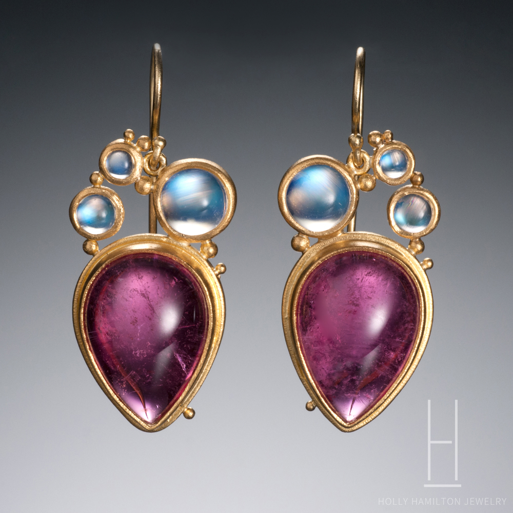 product tourmaline earrings jewelersindicolite white diamonds with indicolite tenenbaum jewelers gold
